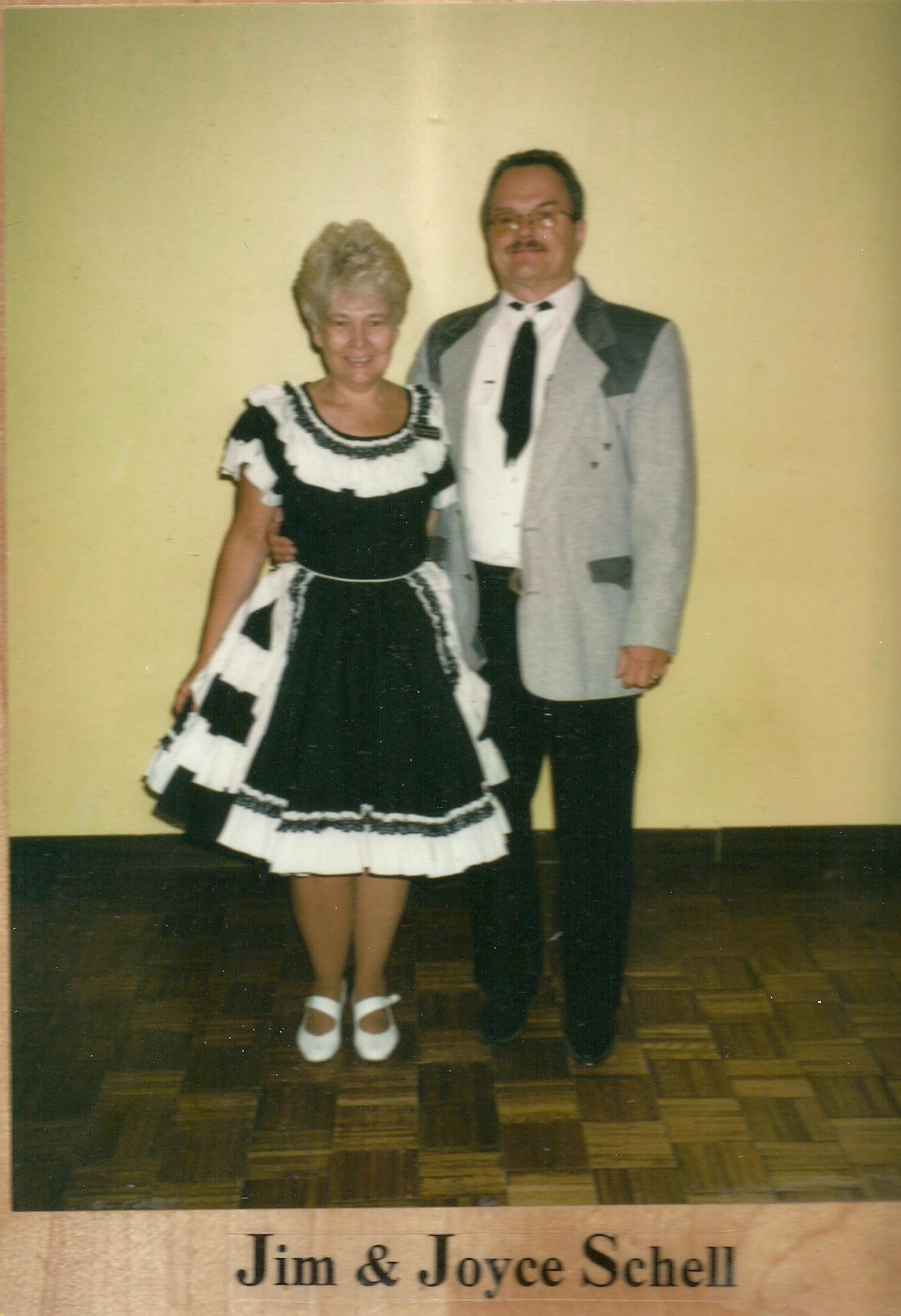 Schell, Jim&Joyce