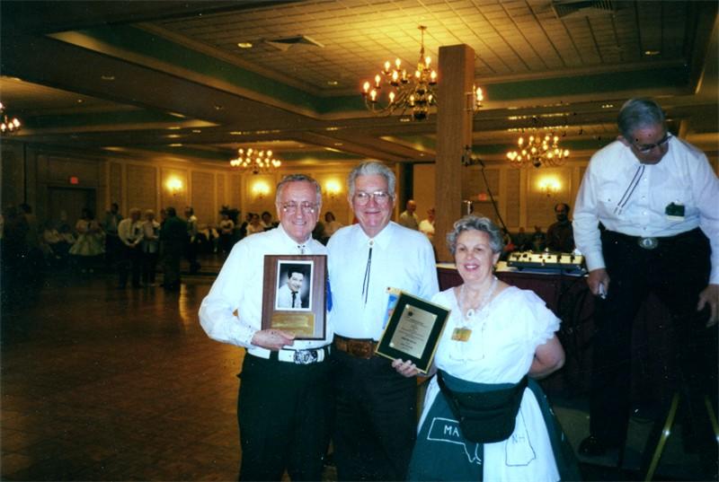 03 - Dick Severance, Bob Brundage, Anna Dixon
