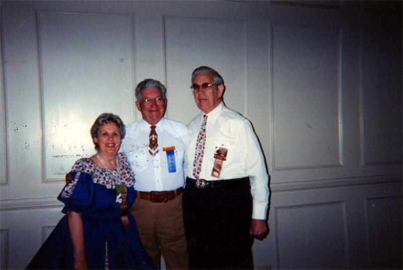 07 - Anna Dixon, Bob Brundage, Mil Dixon