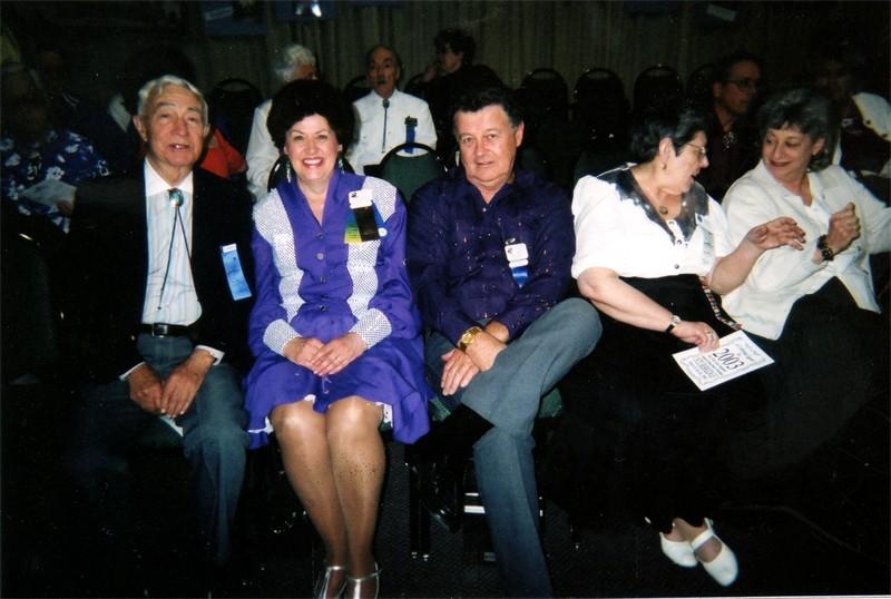 09 - Al Brundage, Lori Morin, Dave Morin, Norma Alexander, Peggy Heyman