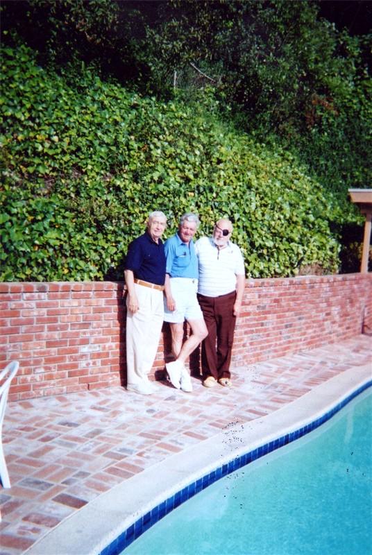 12 - Al & Bob Brundage, Bob OsGood