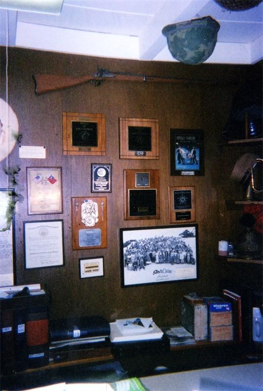 18 - Bob Osgood's Awards