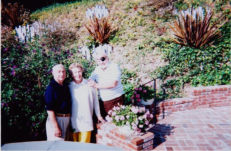 55 - Al Brundage, Bob & Becky Osgood