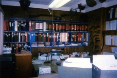 19 - Bob Osgood's Office Library
