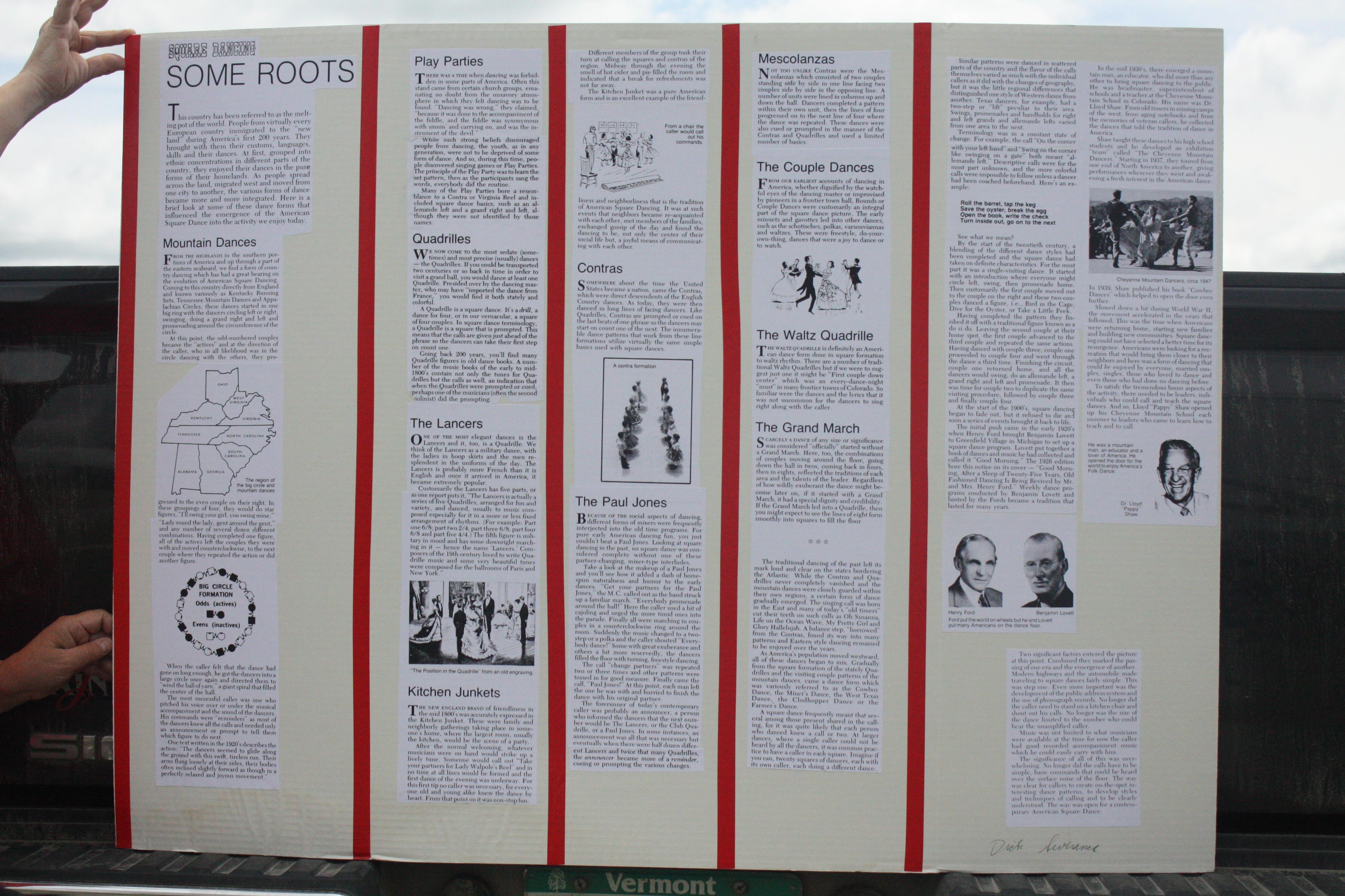 Panel #06(Dance Form Descriptions)