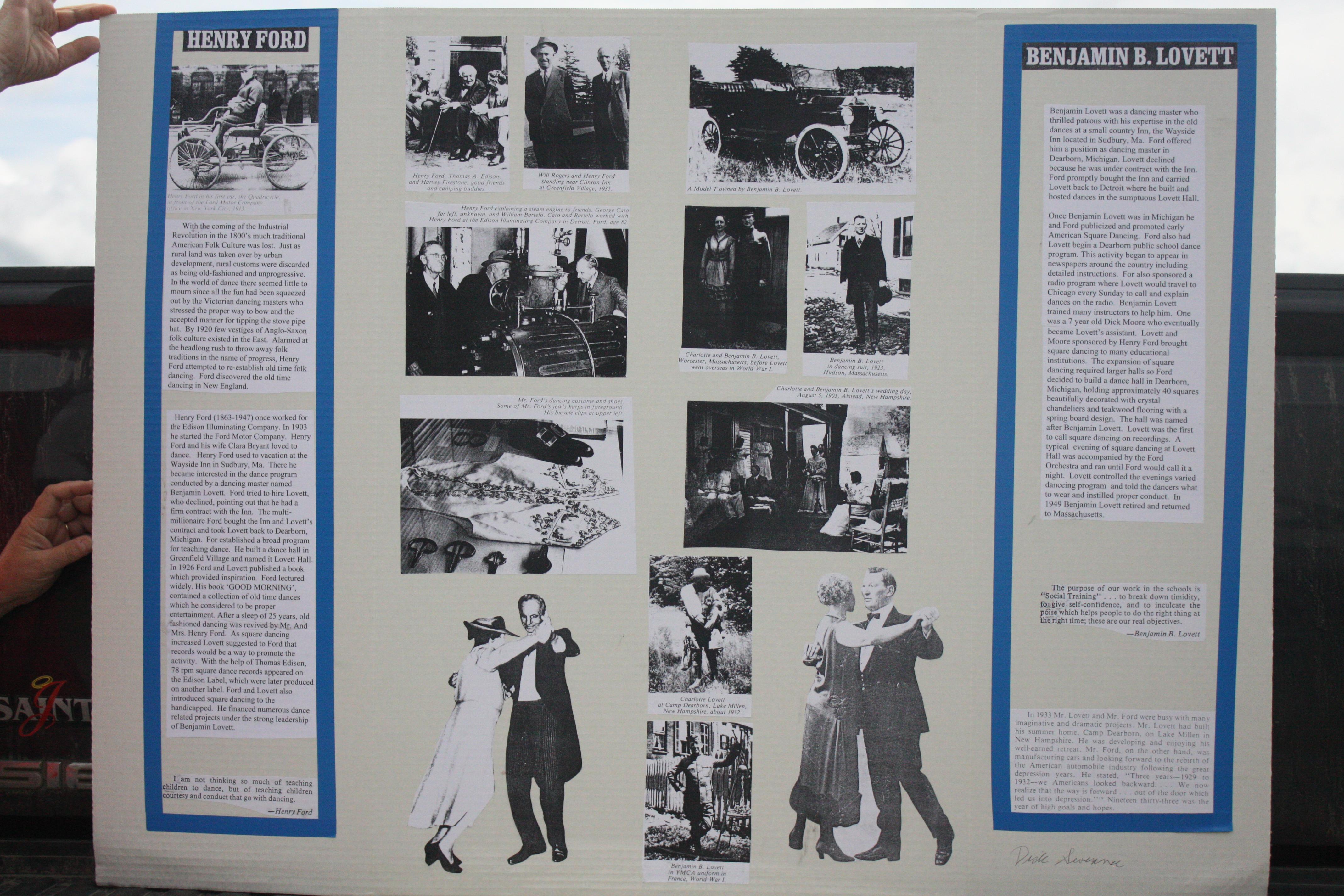 Panel #09(Henry Ford - Benjamin Lovett)