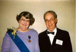 Hugh and Catie Macey